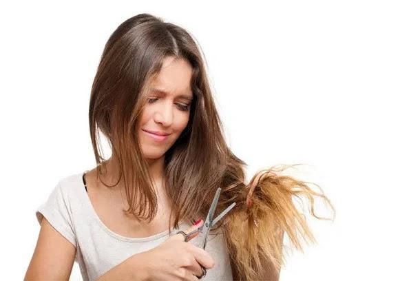 بدلاً من قص أطراف شعرك التالفة جربي 3 أقنعة طبيعية