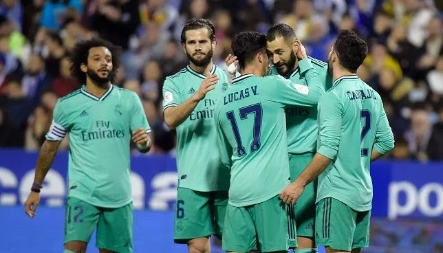 Notes from Real Madrid's victory over Zaragoza .. Zidane begins the second stage