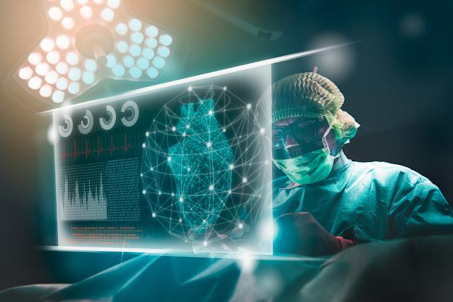 ziekenhuis, toekomst, apparatuur, monitoring, connectivity solutions, internet of things