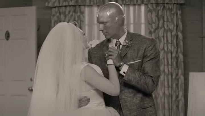 Marvel показала трейлер сериала «Ванда/Вижн» - первого шоу киновселенной MCU