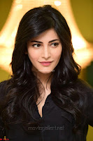 Shruti Haasan Looks Stunning trendy cool in Black relaxed Shirt and Tight Leather Pants ~ .com Exclusive Pics 064.jpg