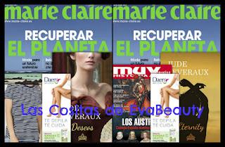 Regalos Revistas Marie Claire julio 2021 #MarieClaire #revistasjulio #regalosrevistas