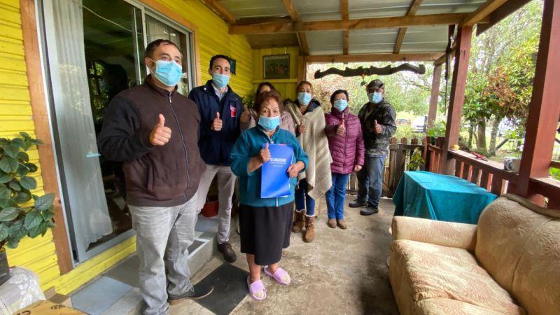 Vecinos de Chifín Bajo contarán con su propio sistema de agua potable rural