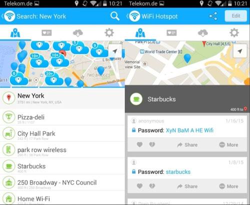 Cara Bobol Wifi Lewat Aplikasi Wifi Map Android