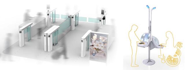 NEC fornece sistema de controlo alfandegário com reconhecimento facial a seis aeroportos principais do Japão