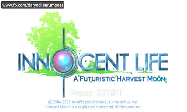 Innocent Life - A Futuristic Harvest Moon PSP Game Review on Android