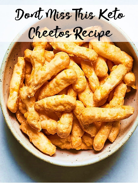 Dont Miss This Keto Cheetos Recipe