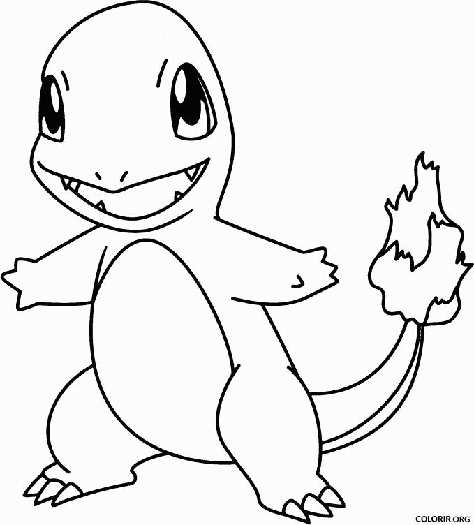 Maternar Para Sempre Pokemon Para Colorir