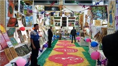 ادارة بركة السبع التعليمية   ,  معرض طلاب التعليم العام والفني ببركة السبع 2016,التعليم,المعلمين , التعليم الفنى , الخوجة , الحسينى محمد