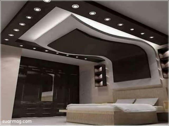 أحدث ديكورات اسقف جبس بورد حديثة غرف نوم 2020