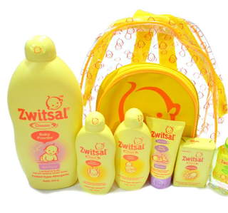 Unilever Zwitsal Baby Lotion Classic