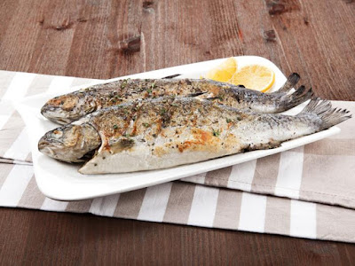 Relish the flavor of the ocean with stuffed and grilled Hamour Grilled Hamour (Whole Fish) Recipe