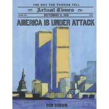 America is Under Attack book: the day the towers fell: September 11, 2001