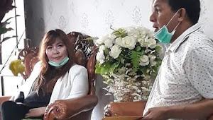 PILWAKO MANADO: Safari Politik Pemenangan, Sonya-Syarif Sambangi Hunian Senator Asal Sulut