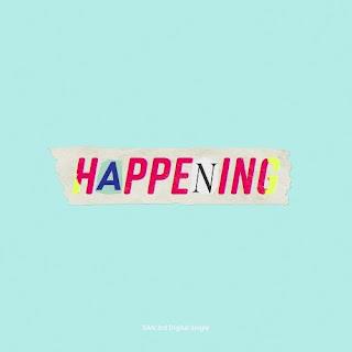 [Single] SAN - Happening (MP3) full zip rar 320kbps