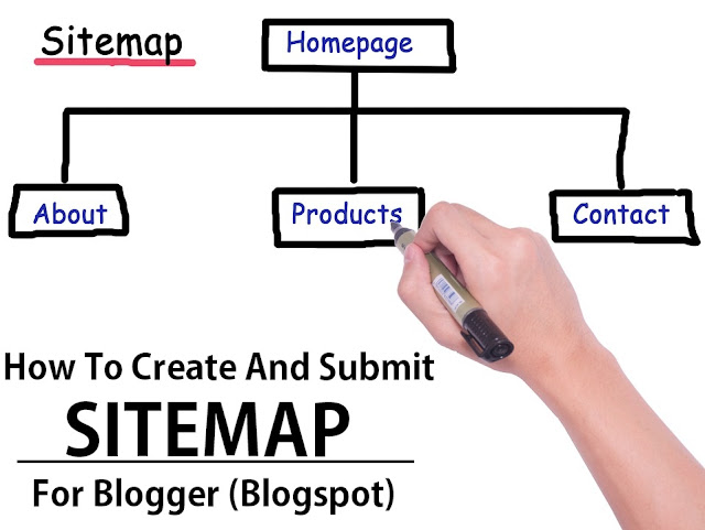 How To Create and Submit Sitemap for Blogspot Blog