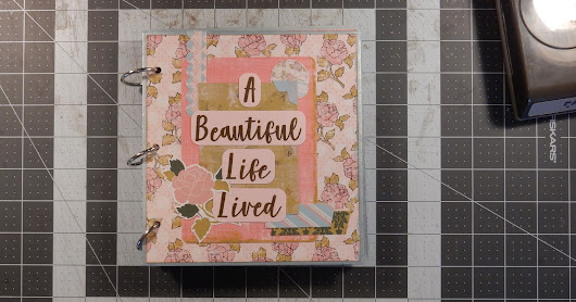 A Beautiful Life Lived-DT Project for Pixel Scrapper