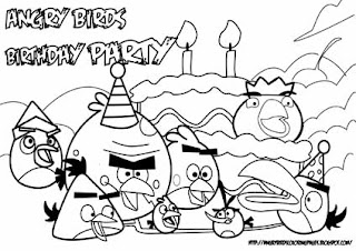 Angry Birds Coloring Pages  Woo! Jr Kids Activities