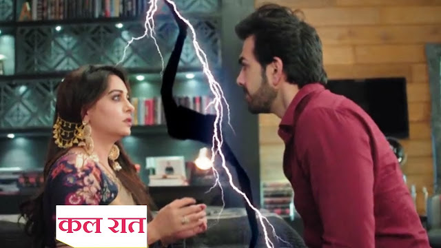 Big Dhamaka : Sonakshi refuses to go away, Rohit's  fit of anger in Kahaan Hum Kahaan Tum