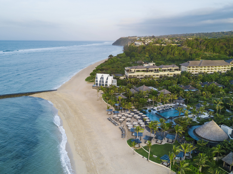 Ritz-Carlton Bali Raih penghargaan Best Outdoor Wedding Venue