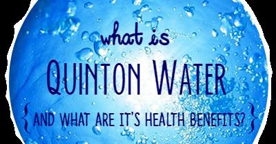 Quinton's water