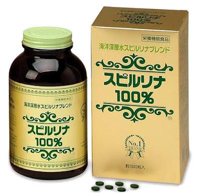 Tảo xoắn viên Spirulina rất tốt cho sức khoẻ
