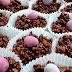 Resepi Biskut Beras Coklat Rangup