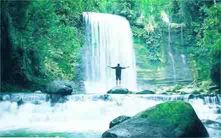 Air Terjun Sarambu Bumbun