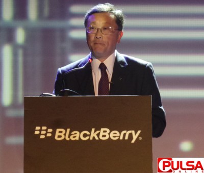 CEO BlackBerry: Kami Tidak Minat Bikin Wearable Device!