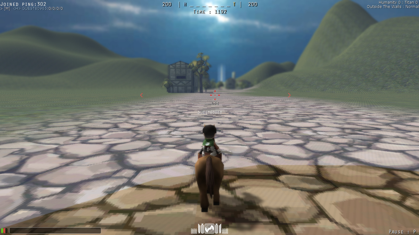 attack on titan fan game feng