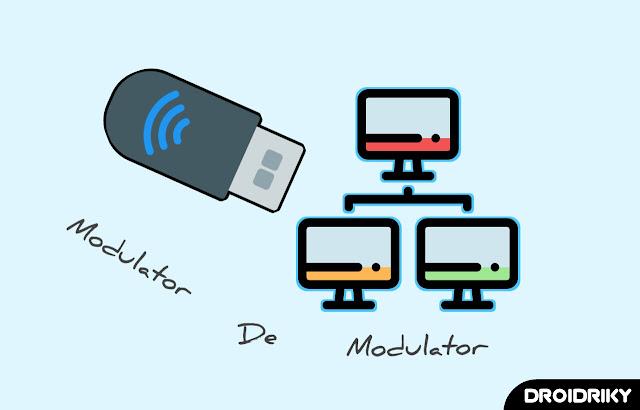 Gambar-modem