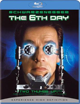 The 6th Day (2000) 480p 400MB Blu-Ray Hindi Dubbed Dual Audio [Hindi – English] MKV