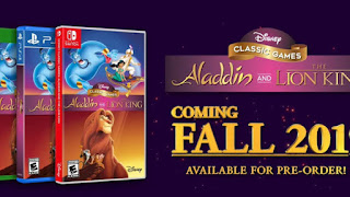 90s Aladdin and The Lion King Video Games Coming to Modern Gaming Hardware in Disney Classic Games Collection