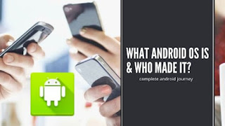 what android operating system is and who made it