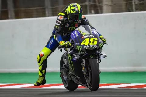 Penjelasan mengapa pembalap motogp turun kaki ketika mau menikung Penjelasan Mengapa Pembalap MotoGP Turun Kaki Ketika Mau Menikung