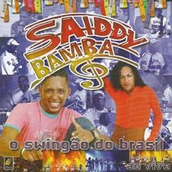 CD O Swingão do Brasil Ao Vivo – Saiddy Bamba 2007