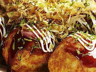 Resep Takoyaki Makanan Khas Jepang