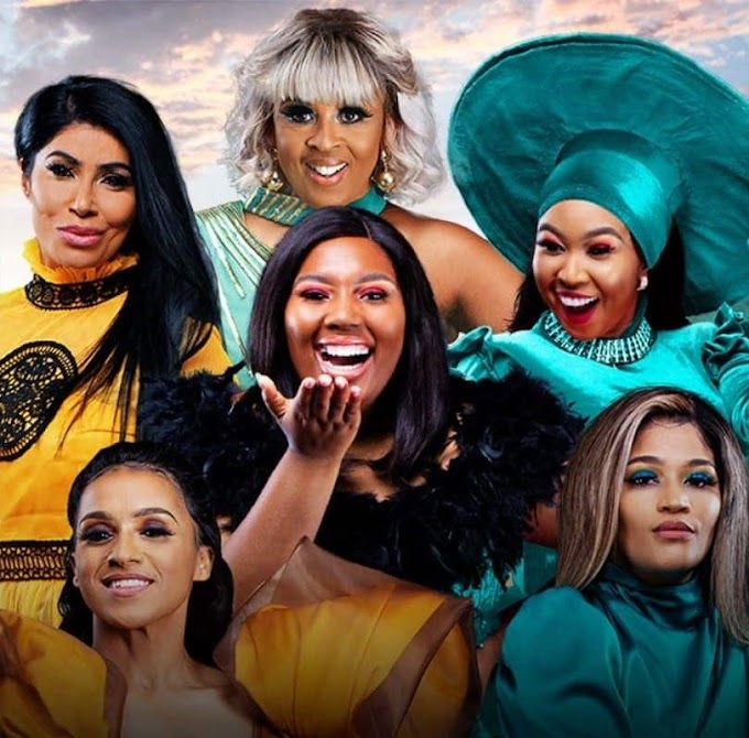 The Real Housewives Of Durban Season 1 Official Cast Portraits!