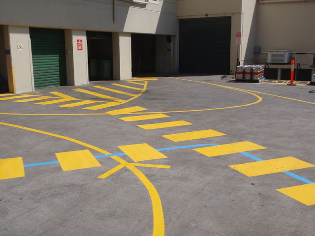 Commercial Line Marking