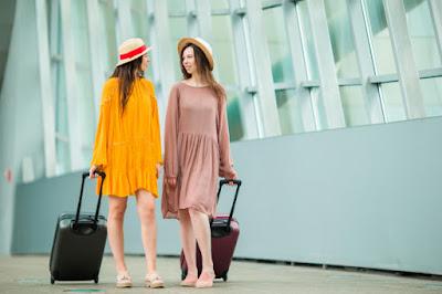 tips mengemas koper saat traveling