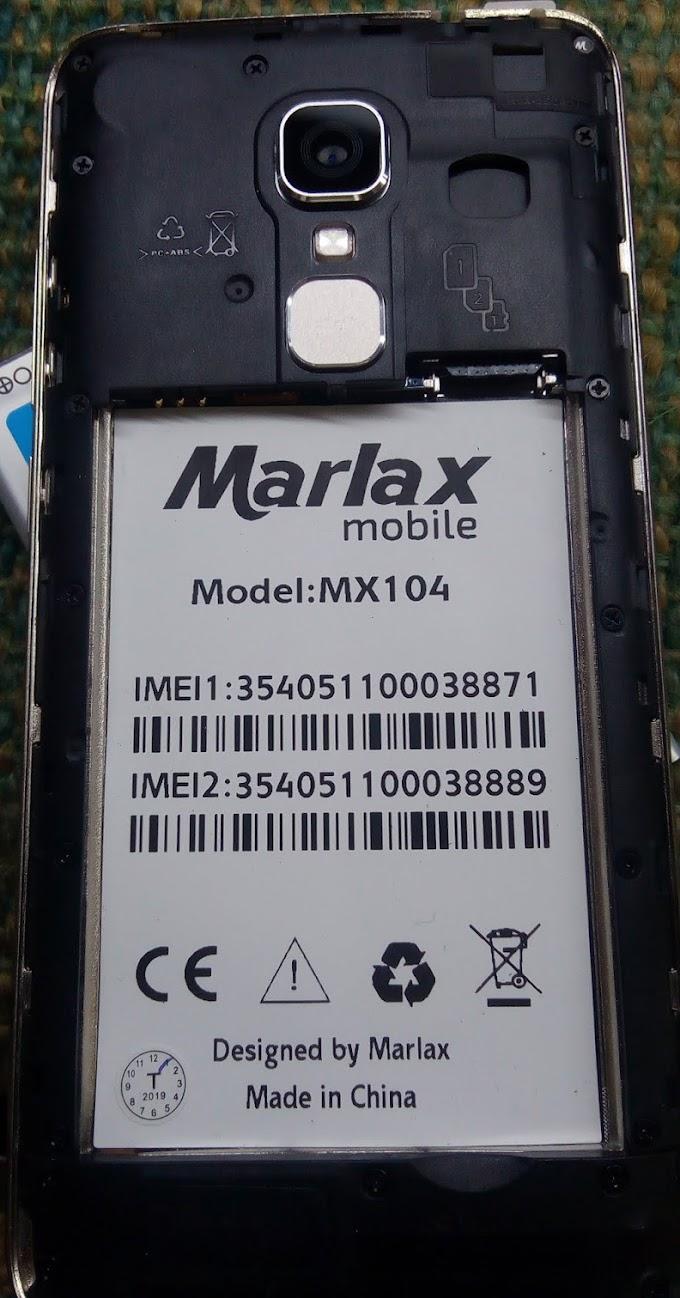 MARLAX MX104 FLASH FILE FIRMWARE STOCK ROM