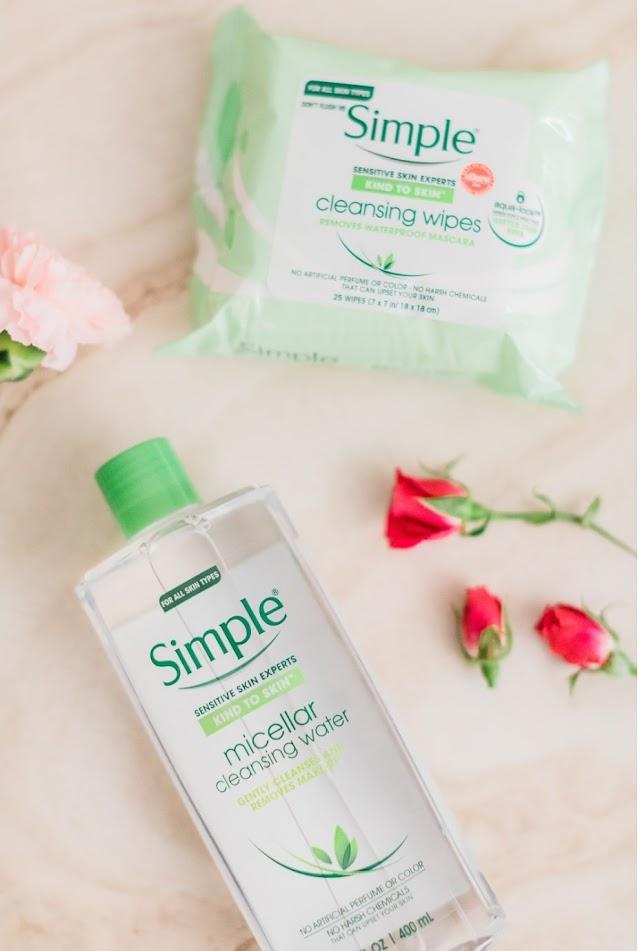 Simple Micellar Makyaj Temizleme Suyu Yorumlarım!-Kozmetik Alışverişim Ürün İncelemesi