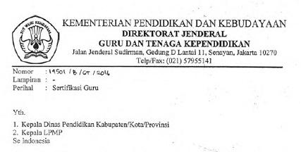 JJM Kurang Dari 24 Jam Tetap Memperoleh TPG 2017.