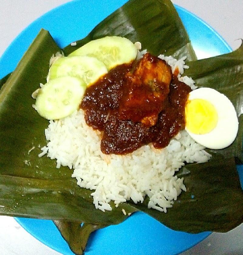 Step By Step Resepi Nasi Lemak Terengganu Original Ikan Aye Atau Ikan Tongkol