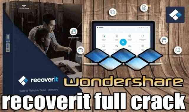 تحميل وتفعيل برنامج Wondershare Recoverit عملاق استعادة الملفات المحذوفة بضغطة زر