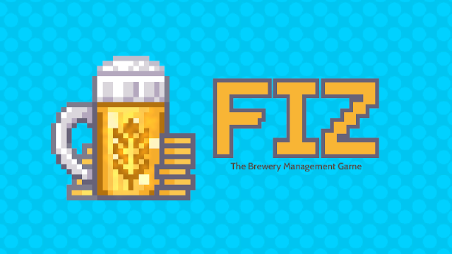 Fiz The Brewery Management Game Banner