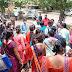 ९५ कुटुंबियांचा पाणी प्रश्न सुटेना...रहिवाश्यांचा पालिका कार्यालयावर मोर्चा...