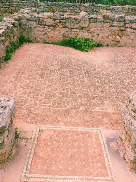 Paestum-Mosaic-Floor