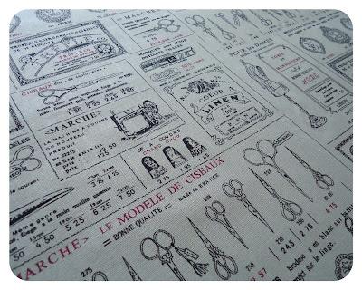 Scissor fabric