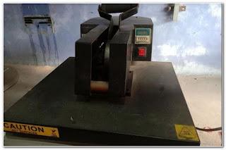 mesin heatpress